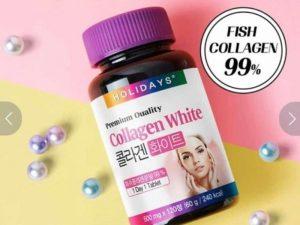 Giữ mãi nét xuân với viên uống Collagen